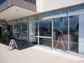 Retail glazing project