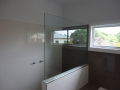 Frameless Shower Screen in Newcastle