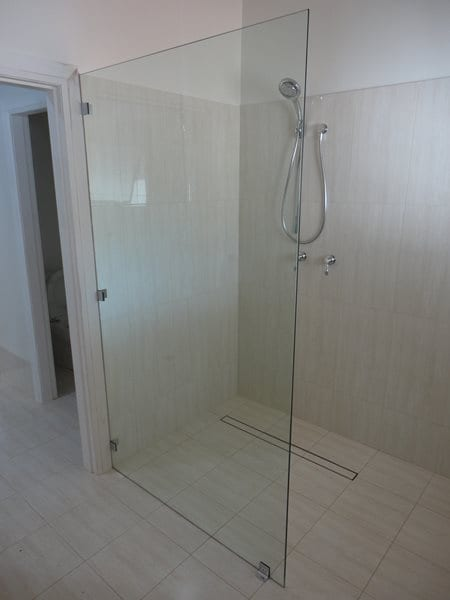 Shower Screens Newcastle, Maitland & Hunter From $541